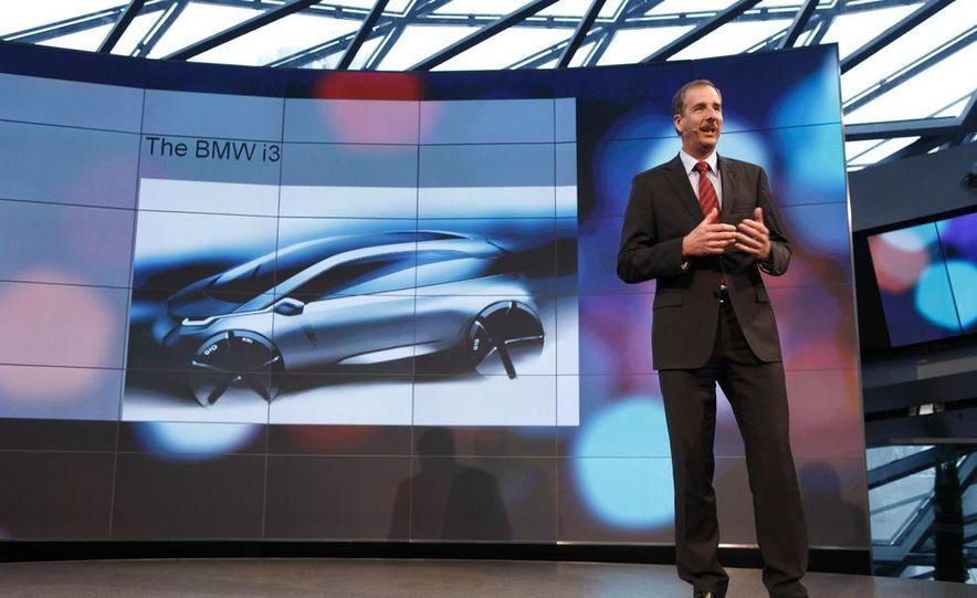 BMW i3 and i8 (artist's rendering) - Slide 5
