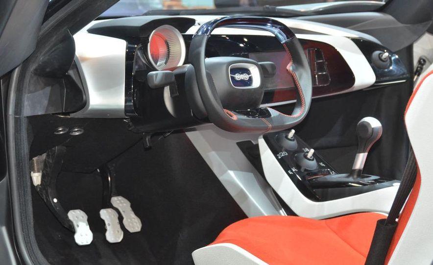 Saab PhoeniX concept - Slide 14