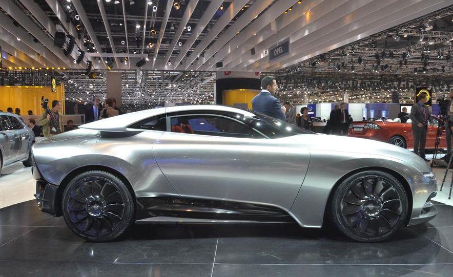 Saab PhoeniX concept - Slide 3