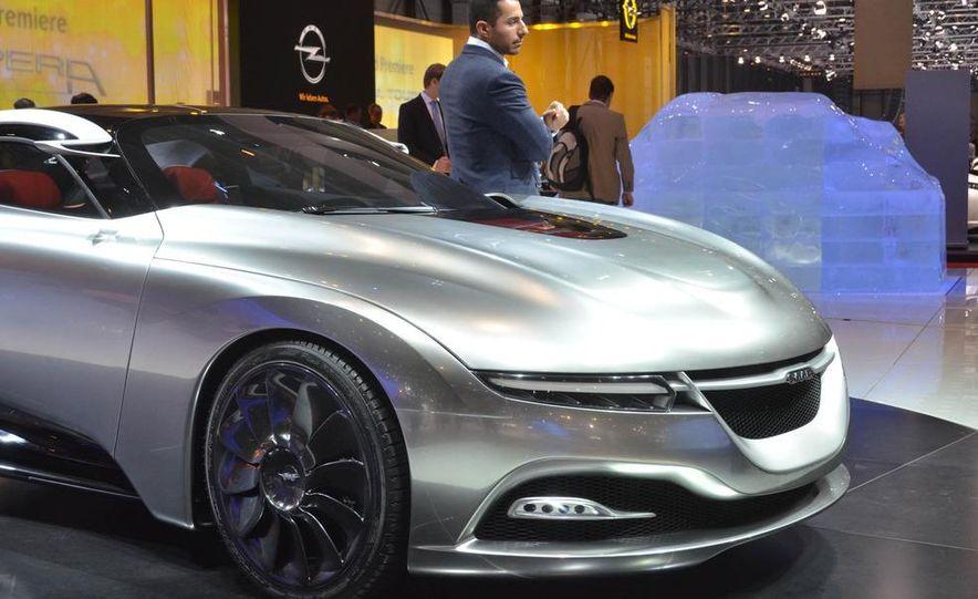 Saab PhoeniX concept - Slide 8
