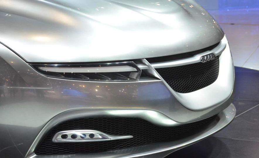 Saab PhoeniX concept - Slide 9