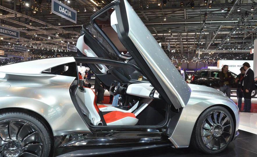 Saab PhoeniX concept - Slide 7