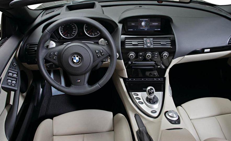 2012 BMW M6 (artist's rendering) - Slide 10