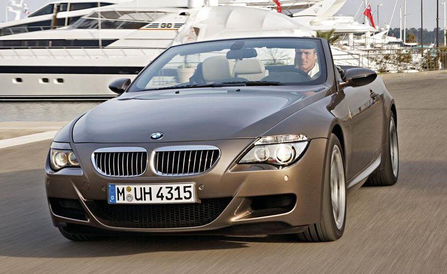 2012 BMW M6 (artist's rendering) - Slide 2