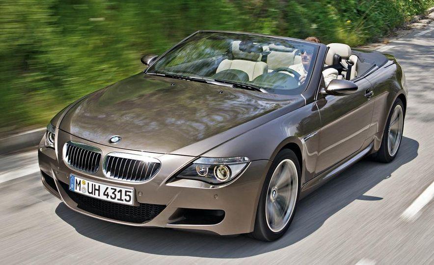 2012 BMW M6 (artist's rendering) - Slide 3