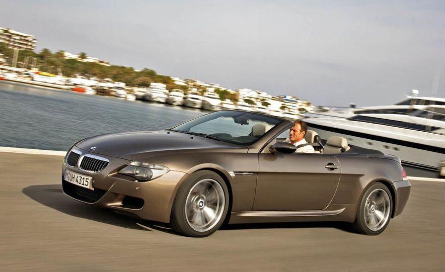 2012 BMW M6 (artist's rendering) - Slide 4