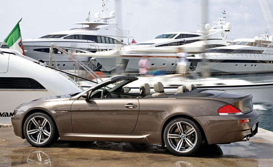 2012 BMW M6 (artist's rendering) - Slide 8