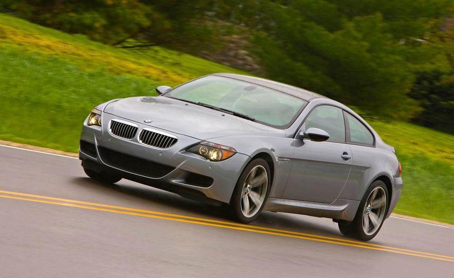 2012 BMW M6 (artist's rendering) - Slide 11