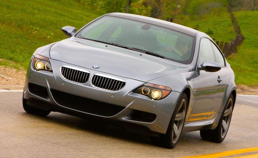 2012 BMW M6 (artist's rendering) - Slide 12