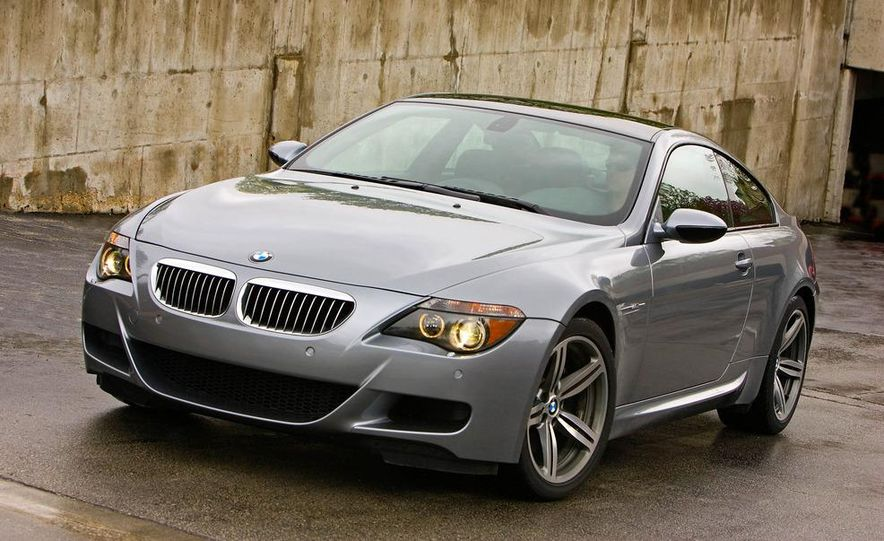 2012 BMW M6 (artist's rendering) - Slide 13