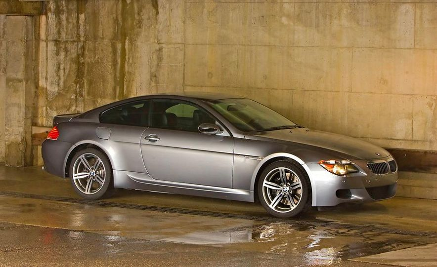 2012 BMW M6 (artist's rendering) - Slide 15