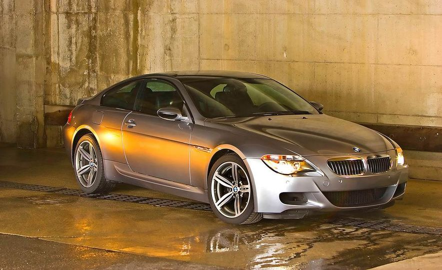 2012 BMW M6 (artist's rendering) - Slide 16