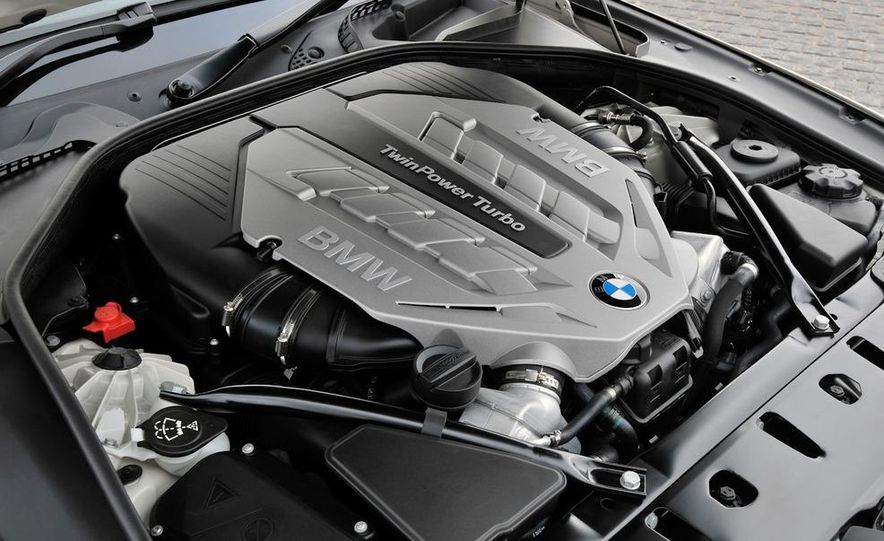 2012 BMW M6 (artist's rendering) - Slide 53
