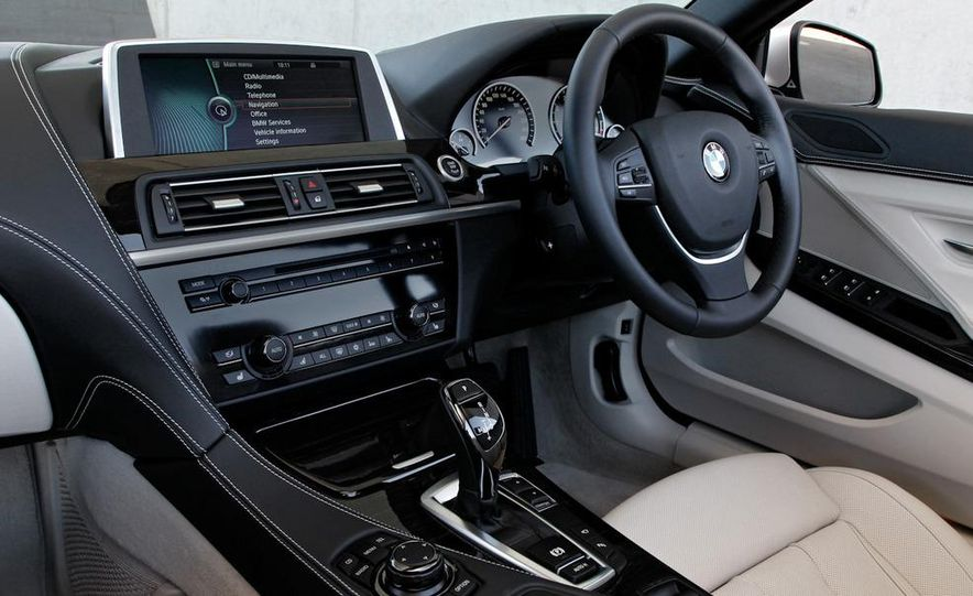 2012 BMW M6 (artist's rendering) - Slide 47