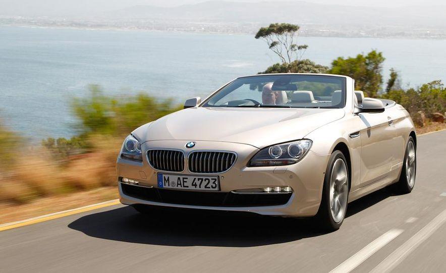 2012 BMW M6 (artist's rendering) - Slide 21