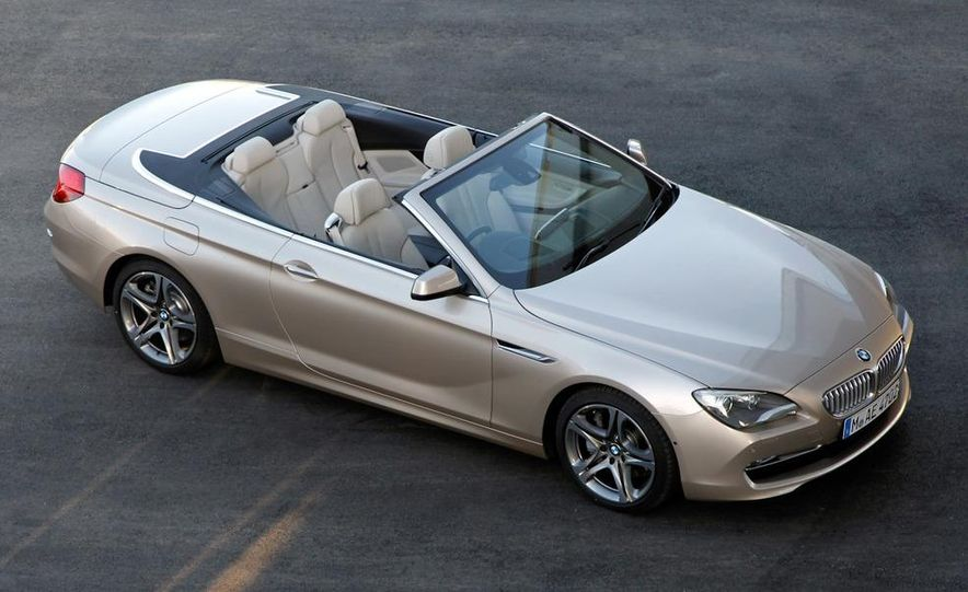 2012 BMW M6 (artist's rendering) - Slide 22