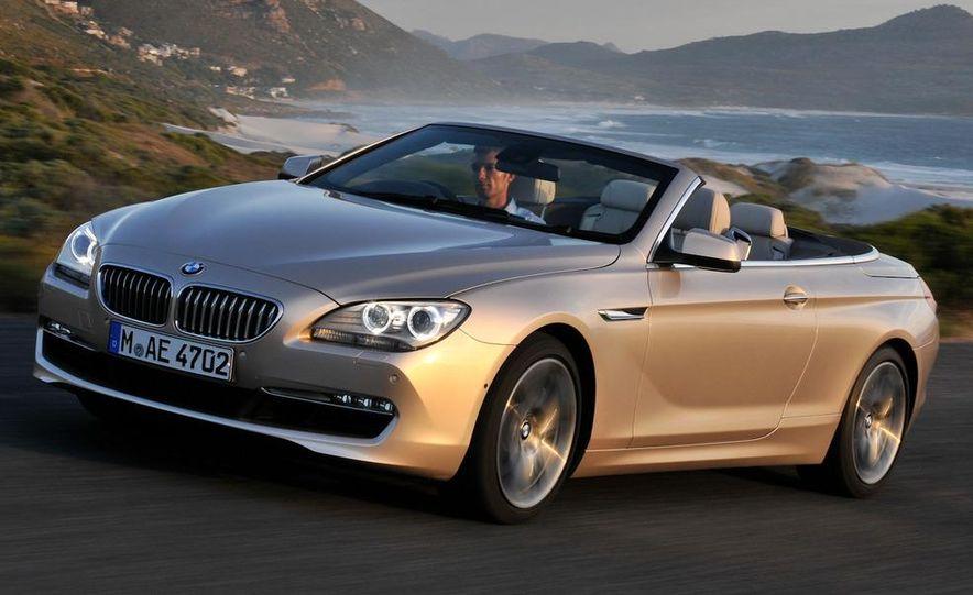 2012 BMW M6 (artist's rendering) - Slide 27