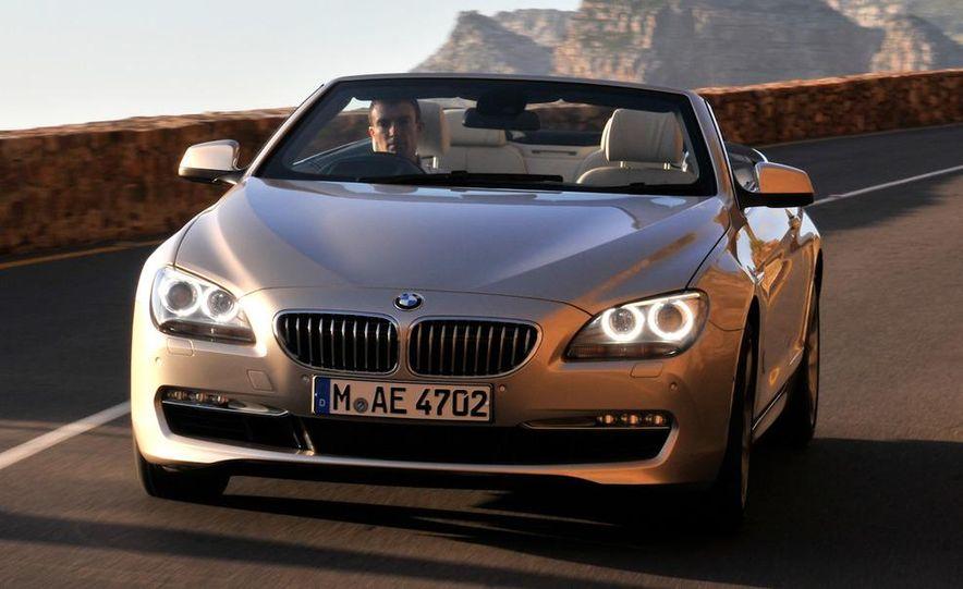 2012 BMW M6 (artist's rendering) - Slide 28