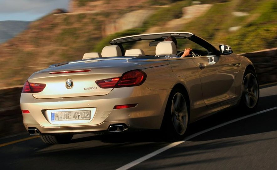 2012 BMW M6 (artist's rendering) - Slide 29