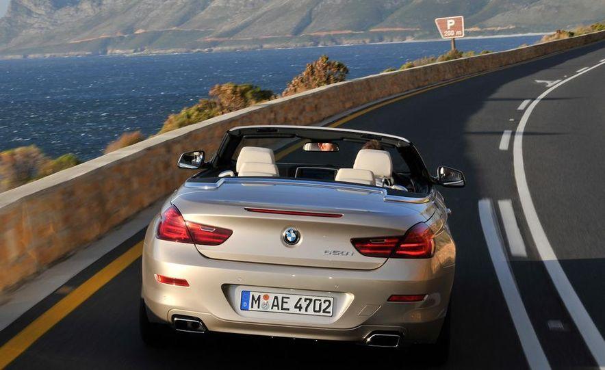2012 BMW M6 (artist's rendering) - Slide 35