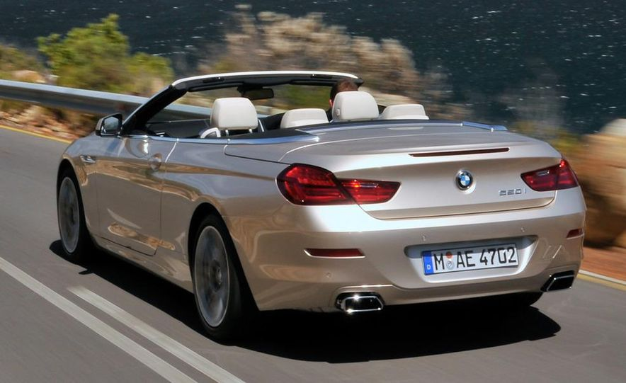 2012 BMW M6 (artist's rendering) - Slide 38
