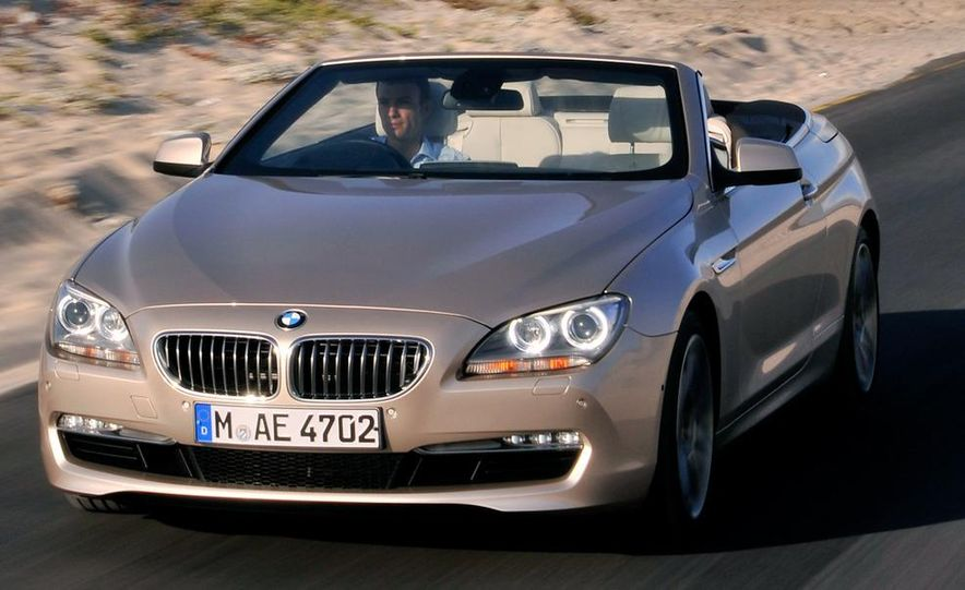 2012 BMW M6 (artist's rendering) - Slide 40
