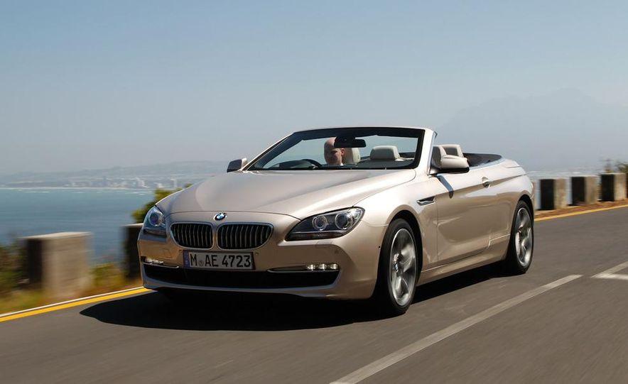 2012 BMW M6 (artist's rendering) - Slide 41