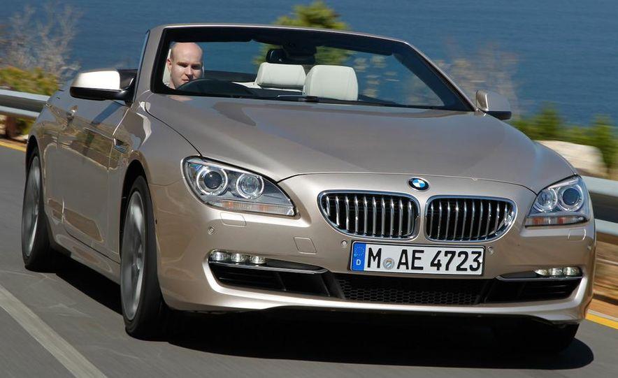 2012 BMW M6 (artist's rendering) - Slide 55
