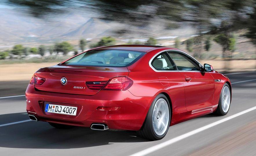 2012 BMW M6 (artist's rendering) - Slide 63