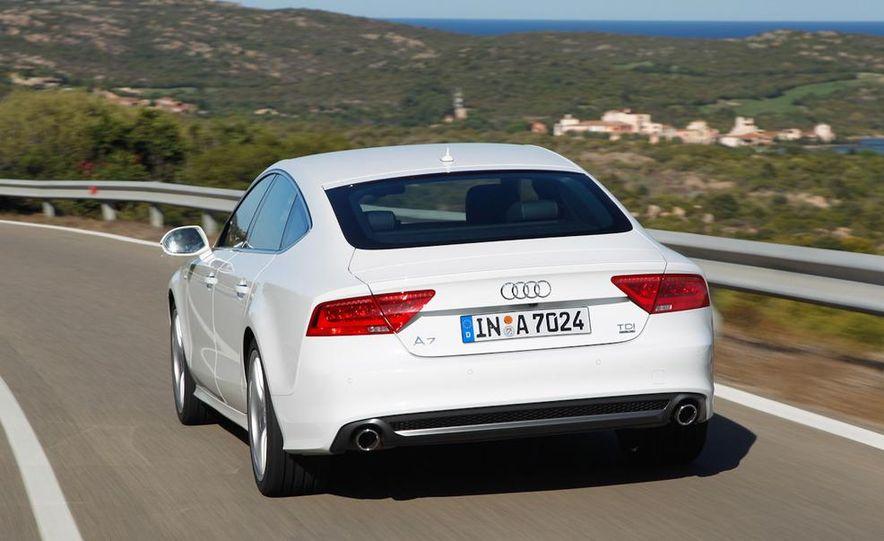 2012 Audi S7 (artist's rendering) - Slide 3