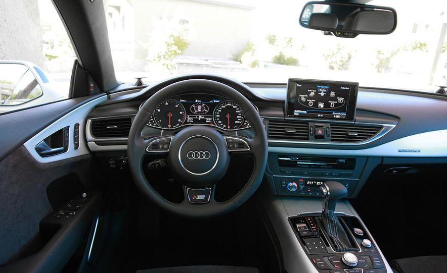 2012 Audi S7 (artist's rendering) - Slide 6