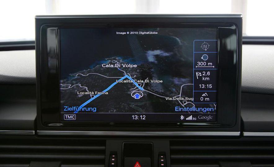 2012 Audi S7 (artist's rendering) - Slide 7