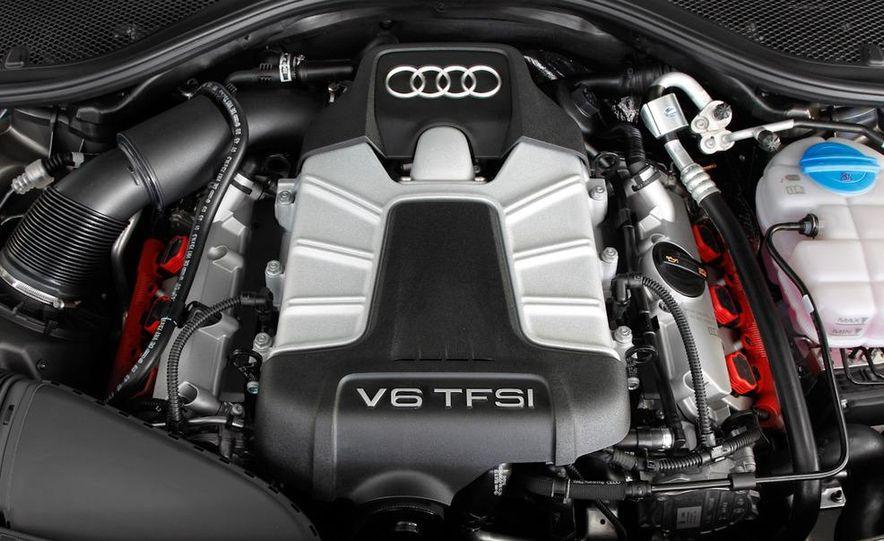 2012 Audi S7 (artist's rendering) - Slide 36