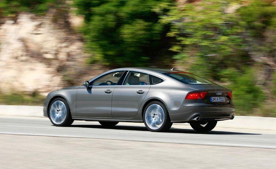 2012 Audi S7 (artist's rendering) - Slide 9