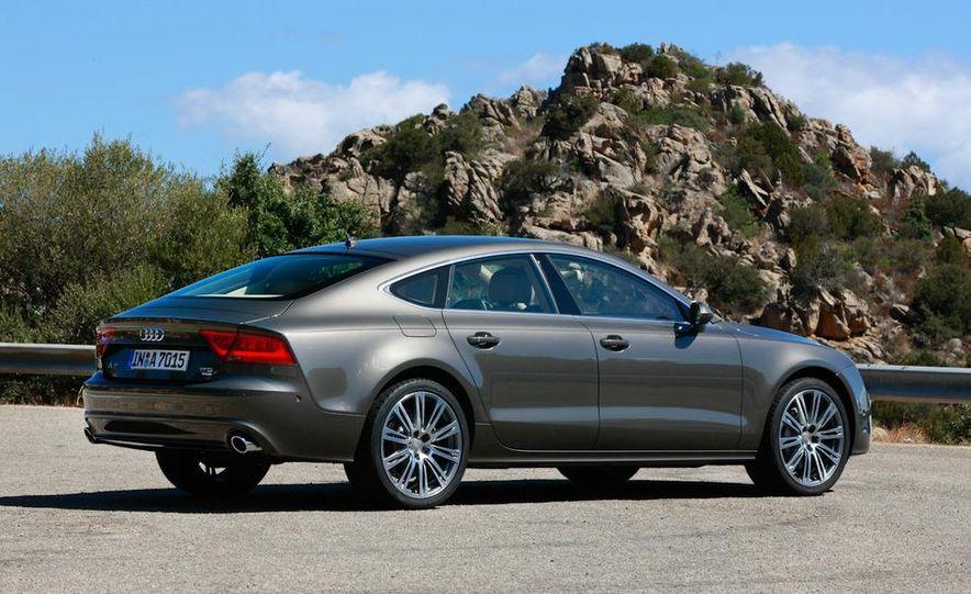 2012 Audi S7 (artist's rendering) - Slide 10