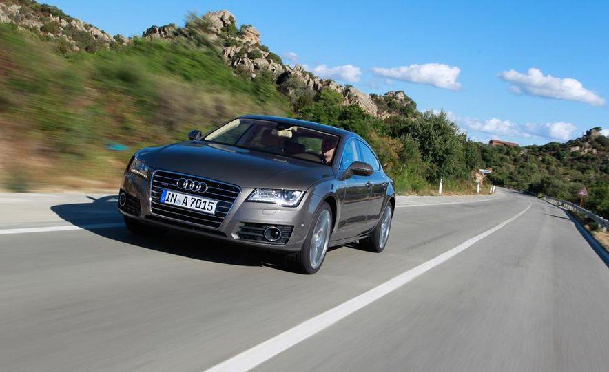 2012 Audi S7 (artist's rendering) - Slide 12