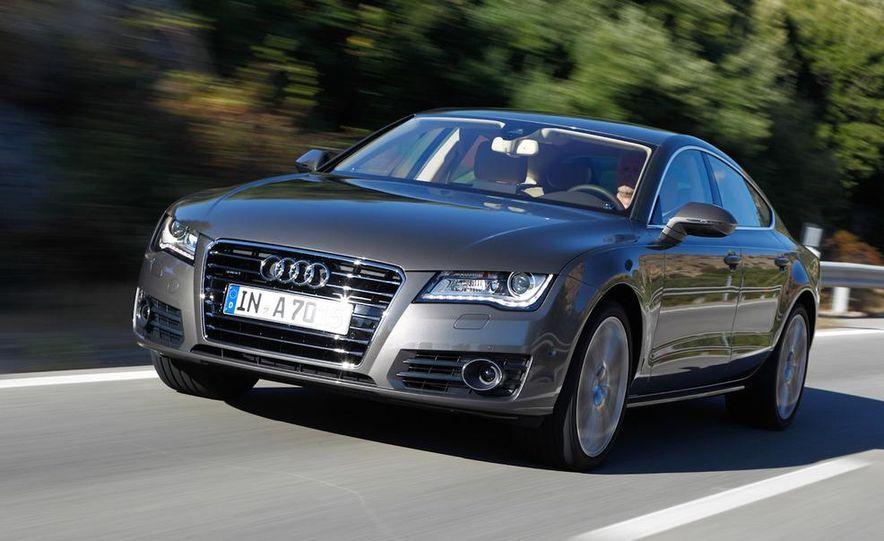 2012 Audi S7 (artist's rendering) - Slide 14