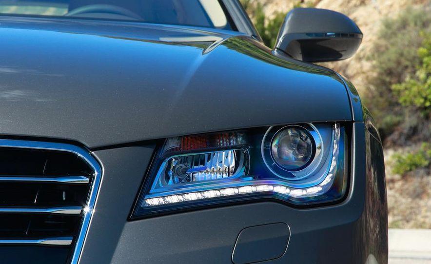 2012 Audi S7 (artist's rendering) - Slide 22