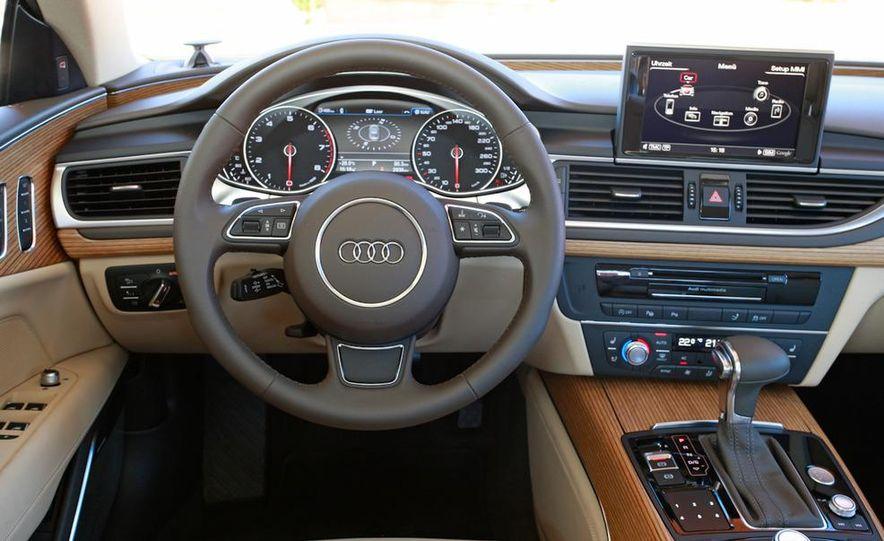 2012 Audi S7 (artist's rendering) - Slide 25
