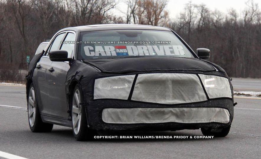 2012 Dodge Charger SRT8 - Slide 9