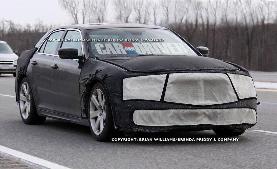 2012 Dodge Charger SRT8 - Slide 10