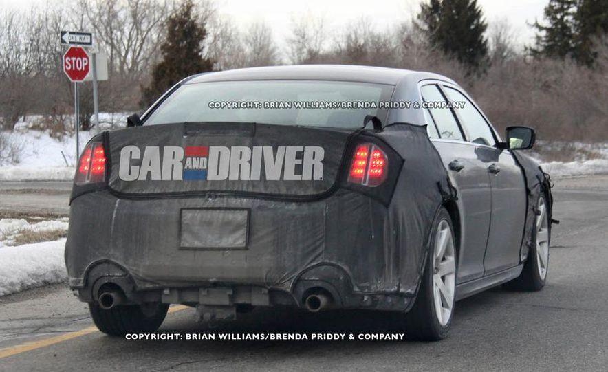 2012 Dodge Charger SRT8 - Slide 11