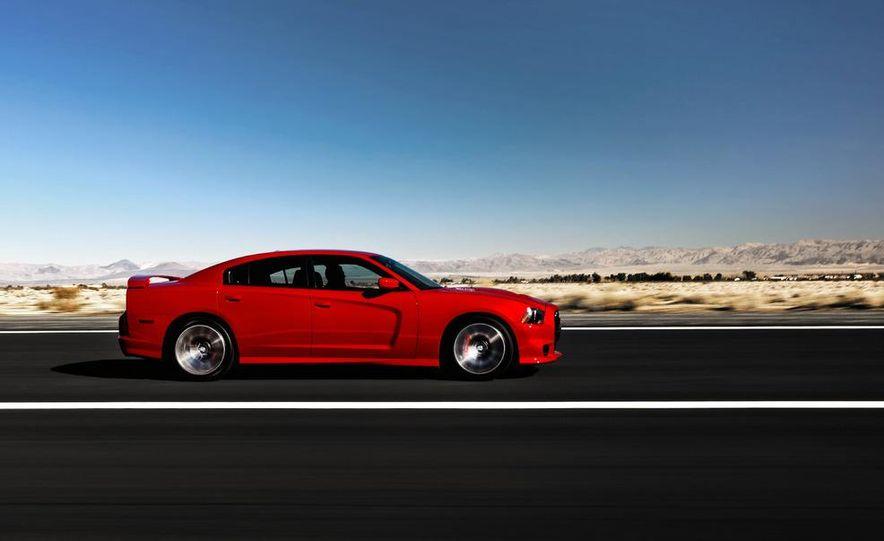 2012 Dodge Charger SRT8 - Slide 5