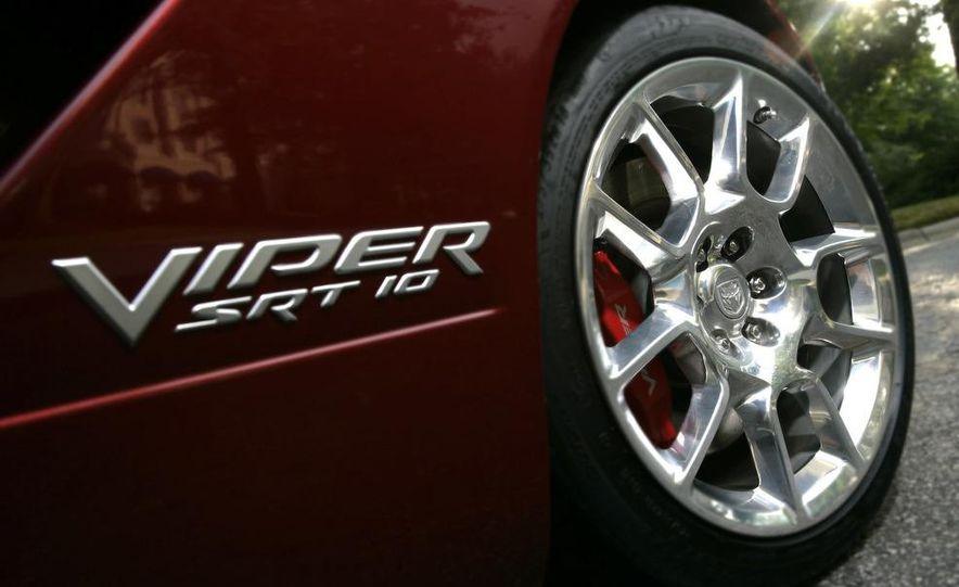 2013 Dodge Viper (artist's rendering) - Slide 19