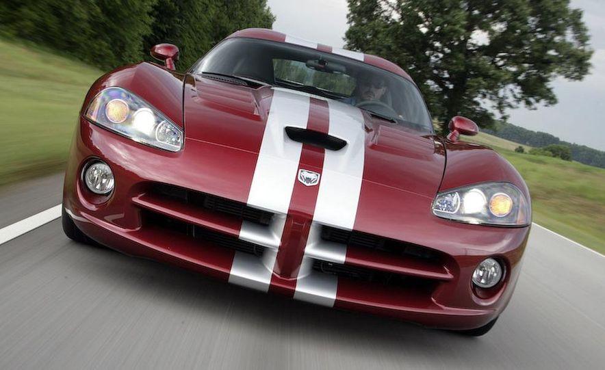2013 Dodge Viper (artist's rendering) - Slide 16