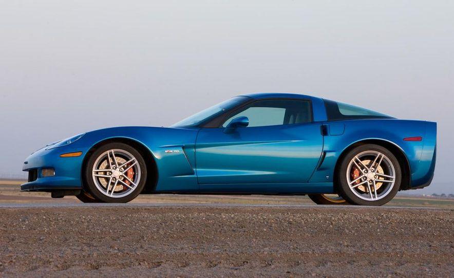 2013 Chevrolet Corvette (C7) (artist's rendering) - Slide 52