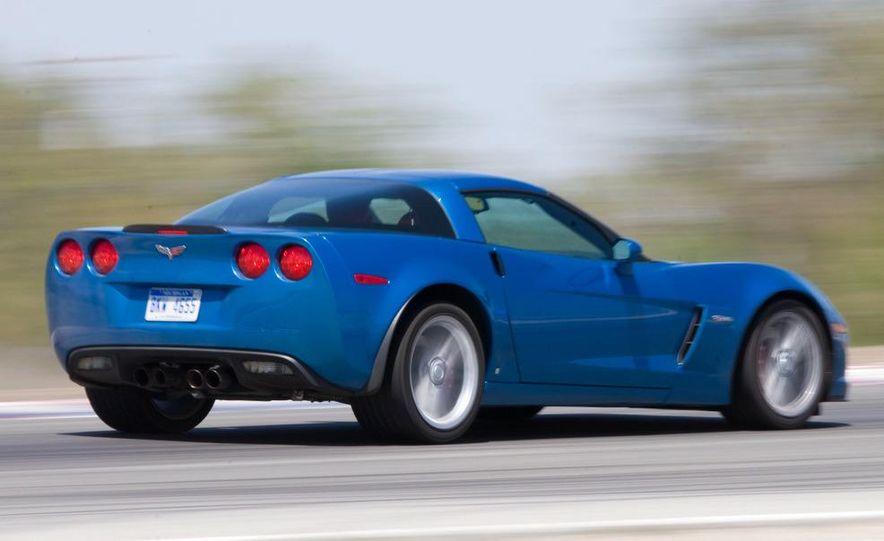 2013 Chevrolet Corvette (C7) (artist's rendering) - Slide 55