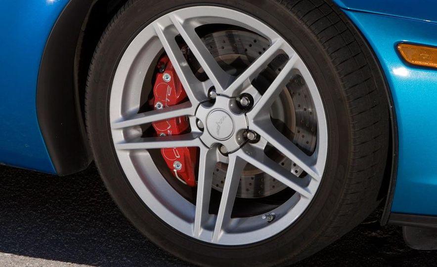 2013 Chevrolet Corvette (C7) (artist's rendering) - Slide 58