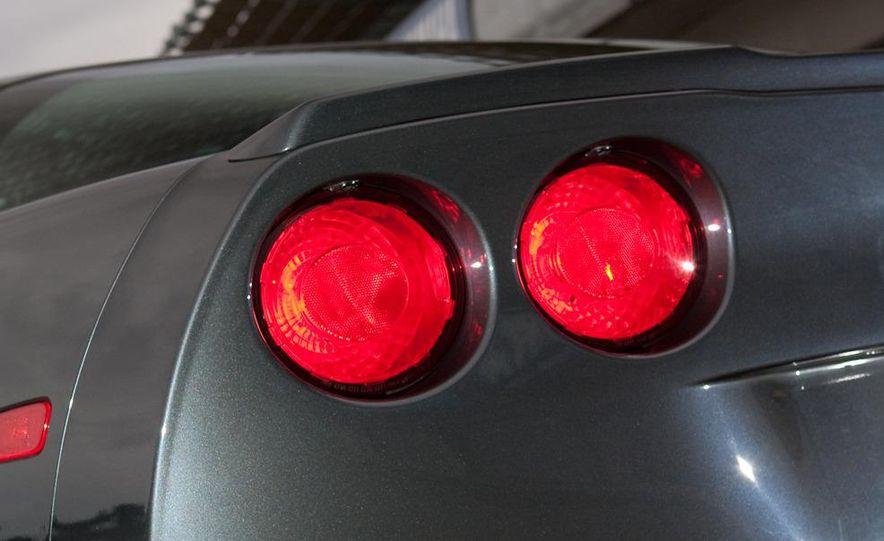 2013 Chevrolet Corvette (C7) (artist's rendering) - Slide 22