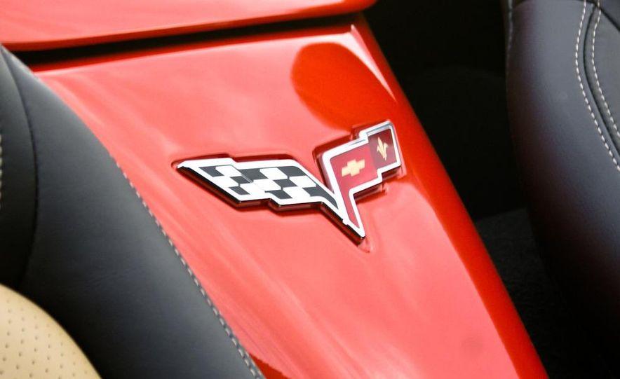 2013 Chevrolet Corvette (C7) (artist's rendering) - Slide 4